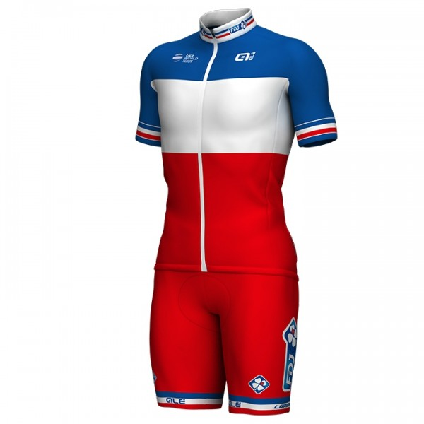 2017 FDJ French Champion Set (2 pieces) M6142Y9411