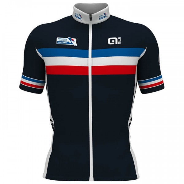 2019 FRENCH NATIONAL TEAM Short Sleeve Jersey G1081Z4237