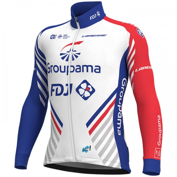 2018 GROUPAMA-FDJ Thermal Jacket I5253Q5416