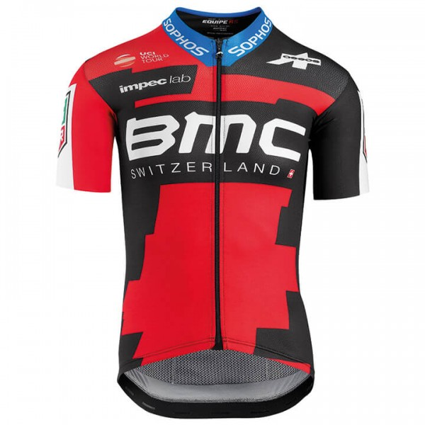 2018 BMC RACING TEAM PRO Short Sleeve Jersey T4875C2464