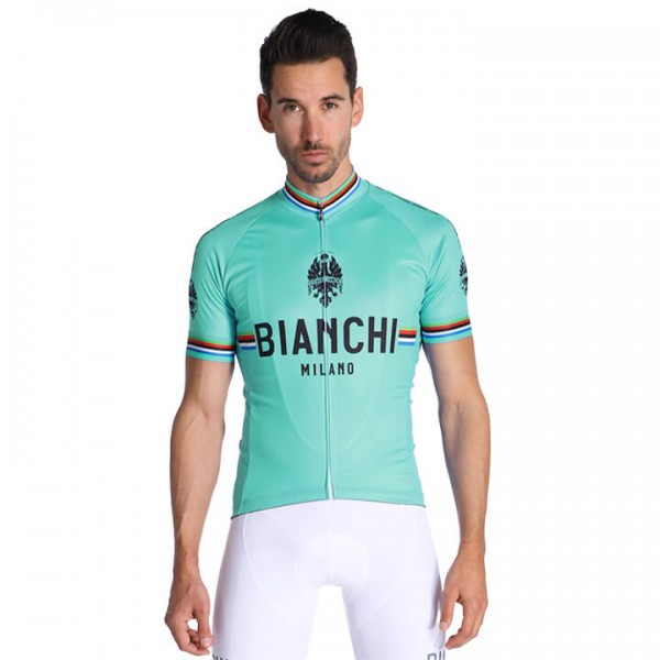 BIANCHI MILANO New Pride Short Sleeve Jersey O3071X8455