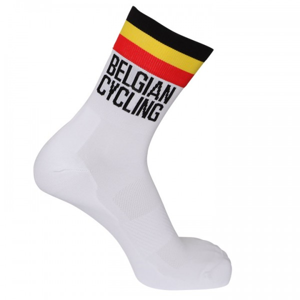 2019 BELGIAN NATIONAL TEAM Cycling Socks E0099O9046