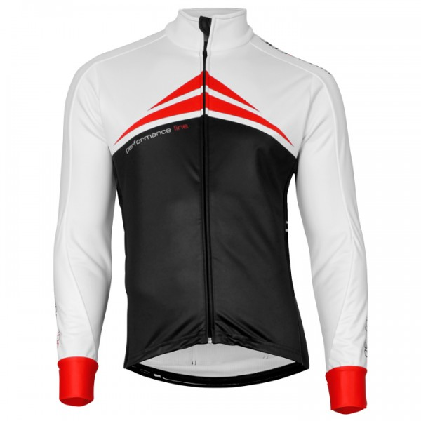 BOBTEAM PERFORMANCE LINE Winter Jacket white - black - red - multicoloured F1278U4156