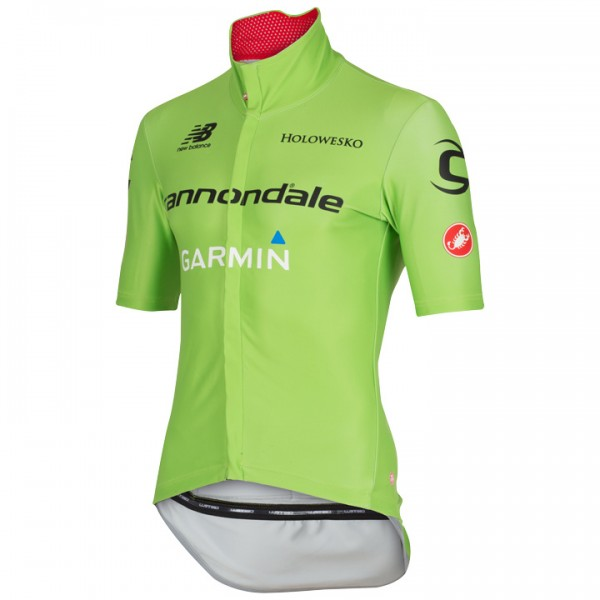 2015 CANNONDALE-GARMIN Gabba 2 Cycling Jacket / Short Sleeve Jersey M7480J6071