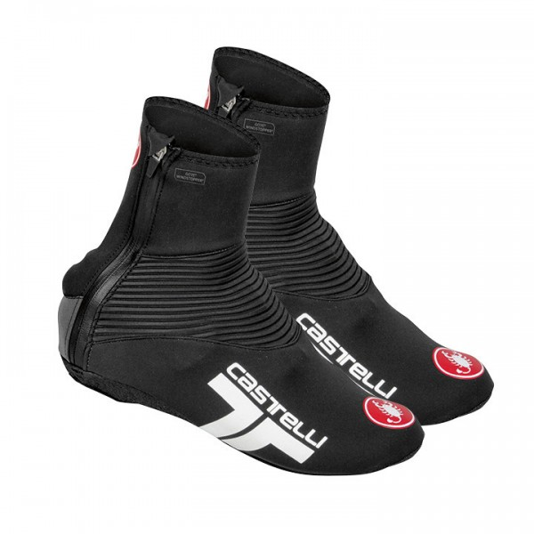 CASTELLI Narcisista 2 Thermal Road Shoe Covers, black black I9439T8132