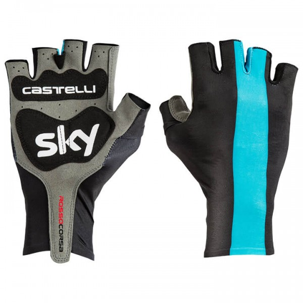 2018 Team Sky Aero Race Cycling Gloves T5908E1101