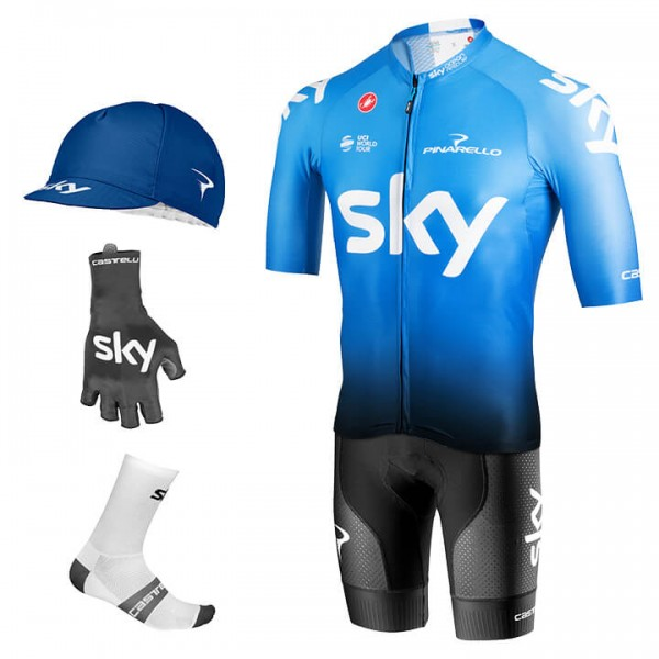 2019 TEAM SKY Aero Training Maxi-Set (5 pieces) M8255I7231