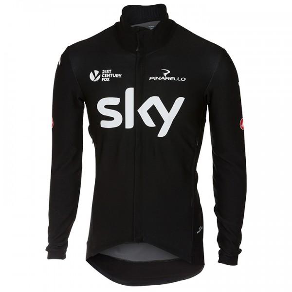 2018 TEAM SKY Light Jacket Perfetto G4829L5674