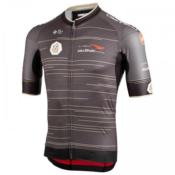 2019 UAE Tour Short Sleeve Jersey K4034Q5280