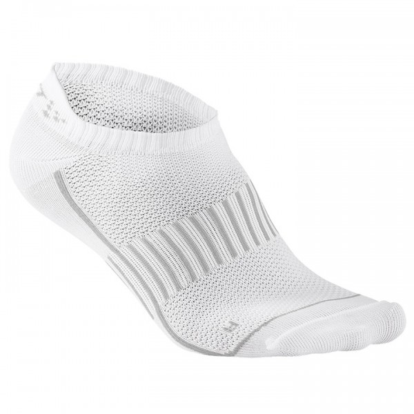 CRAFT Cool No Show Socks St of 2 white S7365Z6031