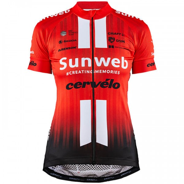 2019 TEAM SUNWEB Short Sleeve Jersey S6272B6647