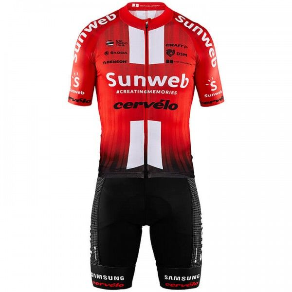 2019 TEAM SUNWEB Aerolight Set (2 pieces) P7042V9725