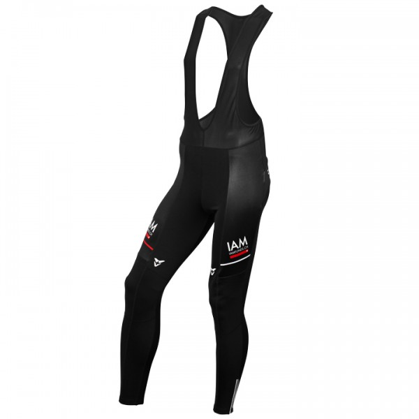2015 IAM CYCLING TEAM Bib Tights Gold black L5380I8195