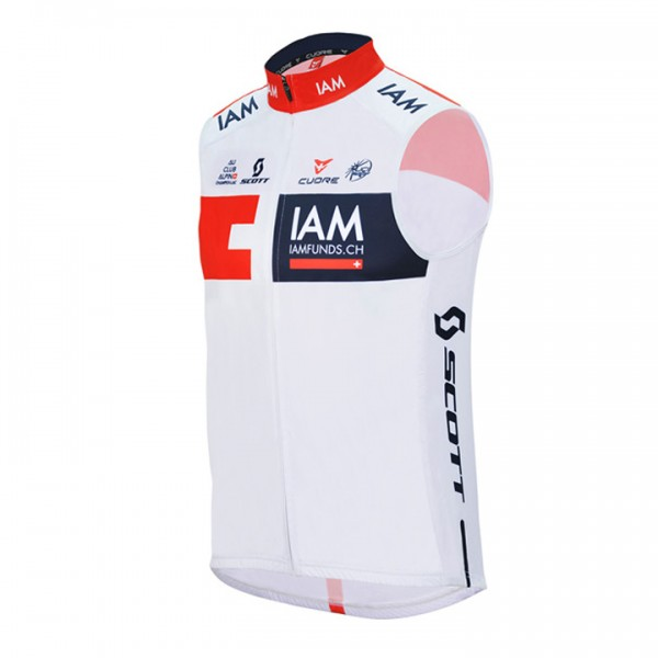 2016 IAM CYCLING TEAM Wind Vest Q3496S8614