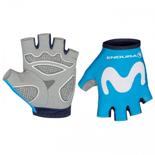 2019 MOVISTAR TEAM Cycling Gloves M1235I8975