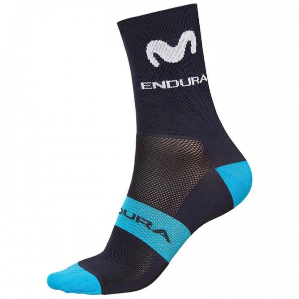 2019 MOVISTAR TEAM Cycling Socks U0361I5489