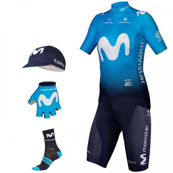 2019 MOVISTAR TEAM Maxi-Set (5 pieces) Z7710E6570