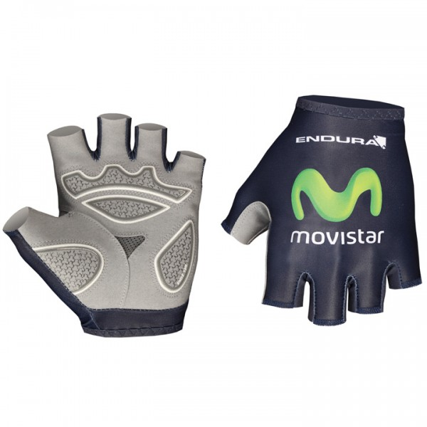 2016 MOVISTAR TEAM Cycling Gloves E8193O3274