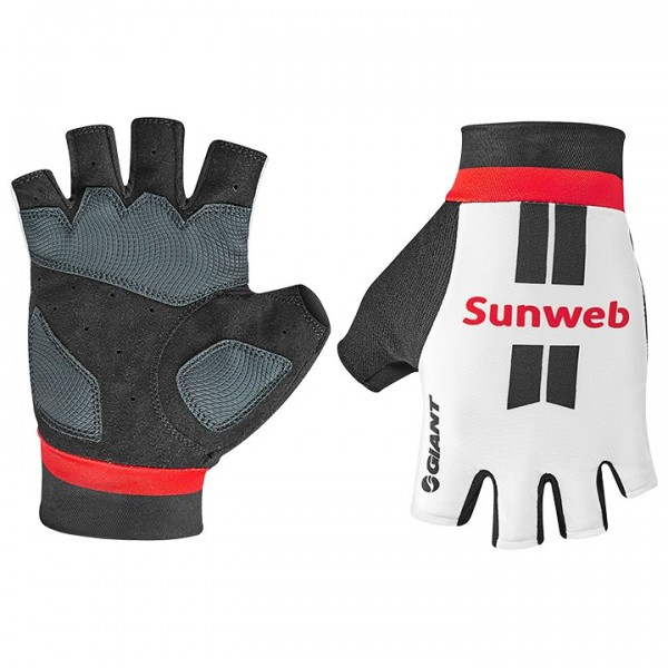 2017 TEAM SUNWEB Cycling Gloves R0782U6135