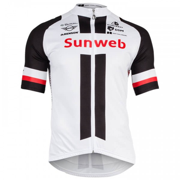 2018 TEAM SUNWEB Performance Short Sleeve Jersey B9953W6785