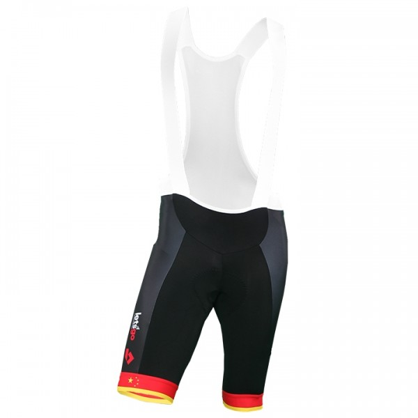 2019 MITCHELTON-SCOTT Chinese Champion Bib Shorts P0834U2075