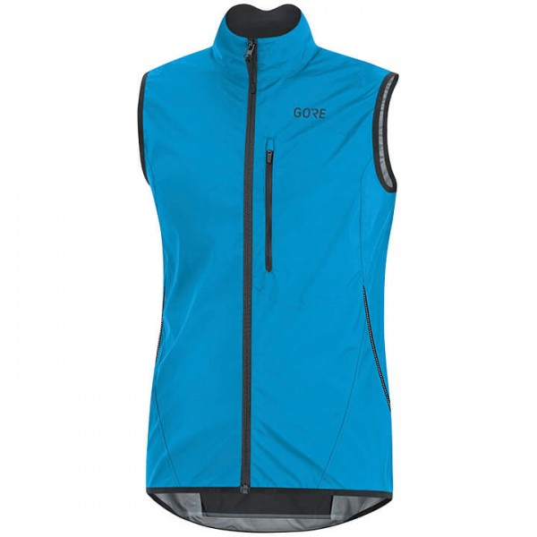 GORE Windstopper Light Wind Vest blue R7602H0455