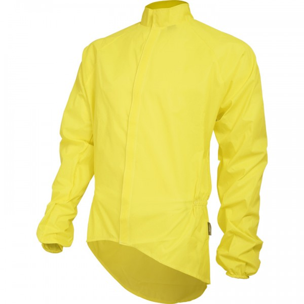 NALINI BASIC Rain jacket Kea yellow C3370G1668
