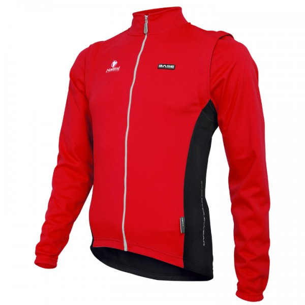 NALINI BASIC Winter jacket / vest red Q8115F9099