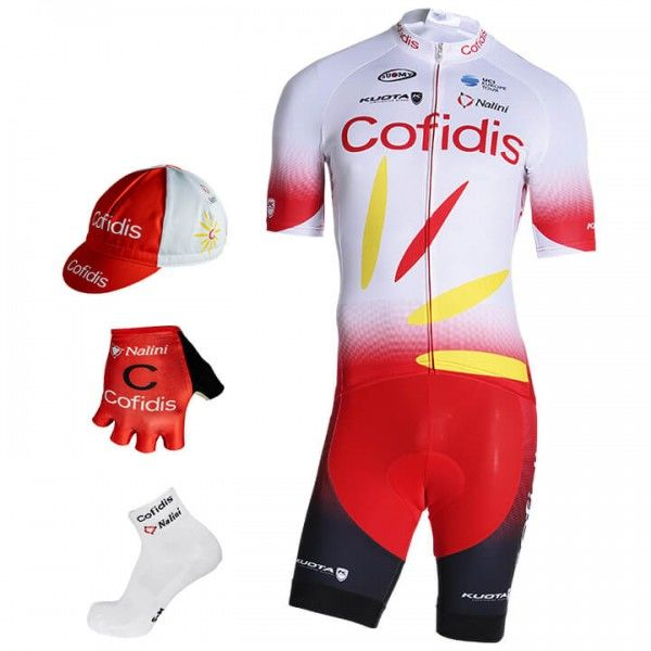 2019 COFIDIS SOLUTIONS CREDITS Maxi-Set (5 pieces) Y0296W2990