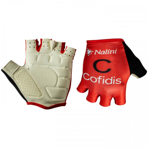 2019 COFIDIS SOLUTIONS CREDITS Cycling Gloves D2972B8519
