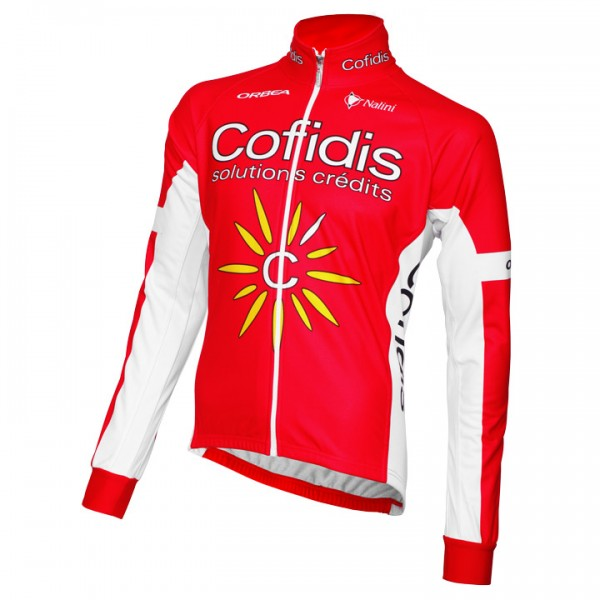 2015 COFIDIS Thermal Jacket Z9333I8940