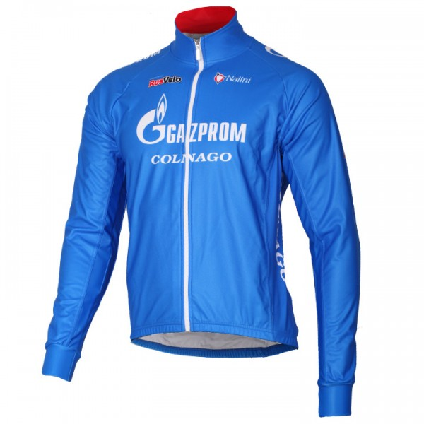 2016 GAZPROM-RUSVELO Thermal Jacket E0183C9808