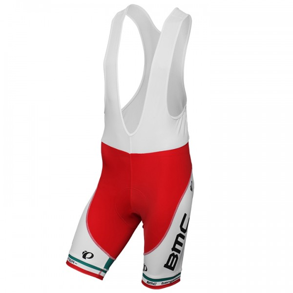 2013-2014 BMC RACING TEAM Proline Bib Shorts Italian Champion E2557I9965