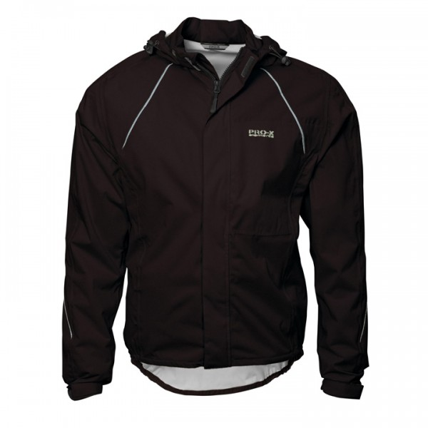 PRO-X Jayden Waterproof Jacket, black T6095J0327