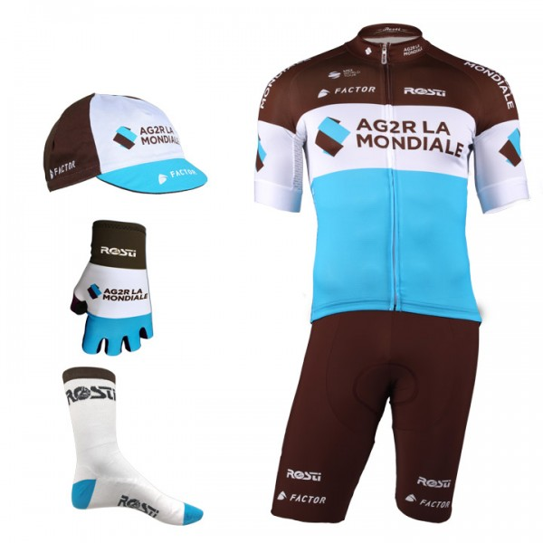 2018 AG2R LA MONDIALE Maxi-Set (5 pieces) N2904S8286