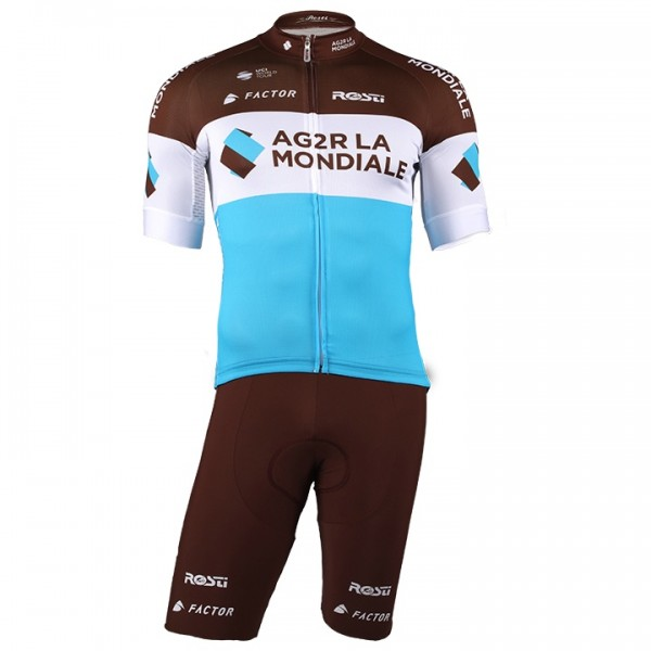 2018 AG2R LA MONDIALE Set (2 pieces) E9023N6928