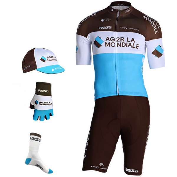 2019 AG2R LA MONDIALE Maxi-Set (5 pieces) J5291F0954