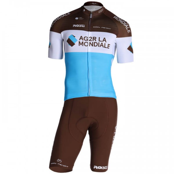 2019 AG2R LA MONDIALE Pro Race Set (2 pieces) X3611Q4369