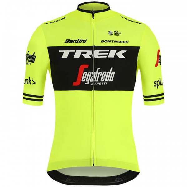 2019 Trek-Segafredo Training Short Sleeve Jersey M5629S7191