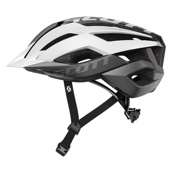 2019 SCOTT Arx MTB Helmet, white - black W9682D9815