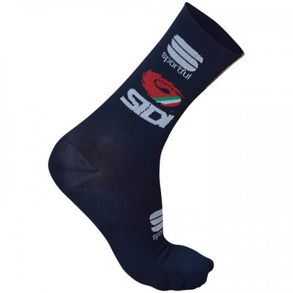 2019 BAHRAIN-MERIDA Cycling Socks Z6351X1407