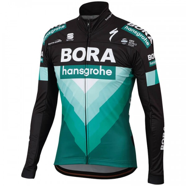 2019 BORA-hansgrohe Thermal Jacket W4177E0643