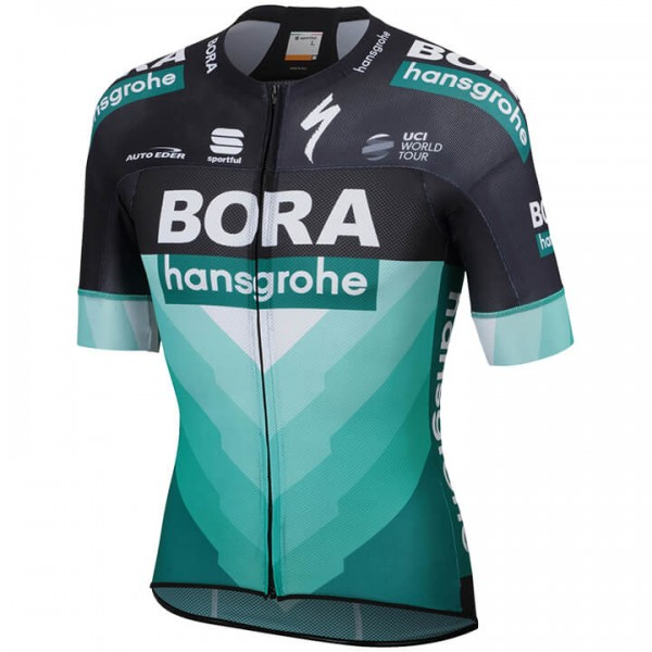 2019 BORA-hansgrohe Pro Light Short Sleeve Jersey N9182D4864
