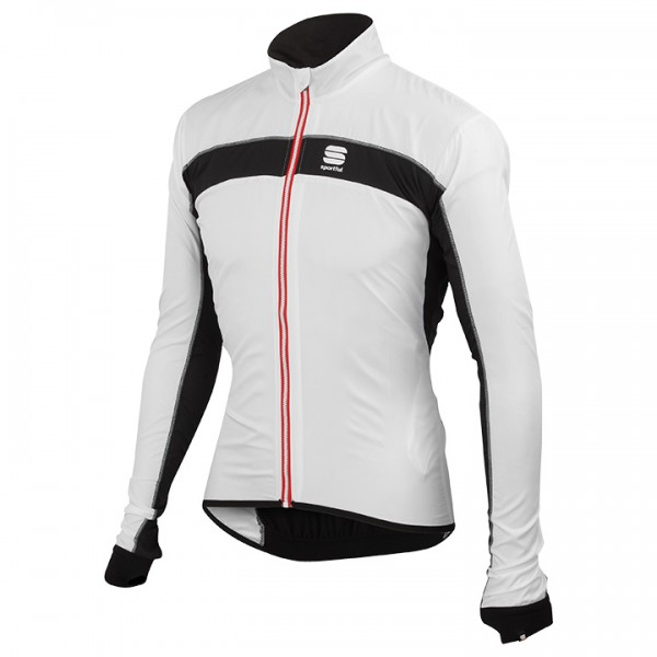 SPORTFUL Shell Wind Jacket white-black Z0399Z1131