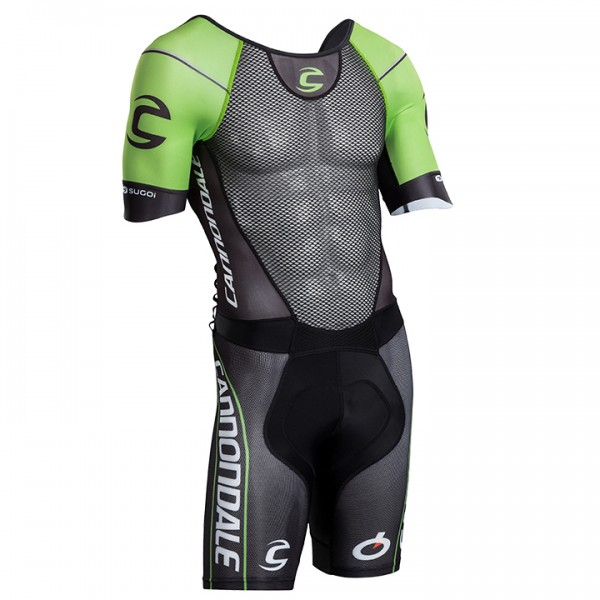 2017 CANNONDALE FACTORY RACING underwear bodysuit XC D0092N1311