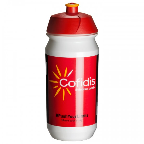 2017 Water bottle TACX Cofidis 500ml X3722G9710