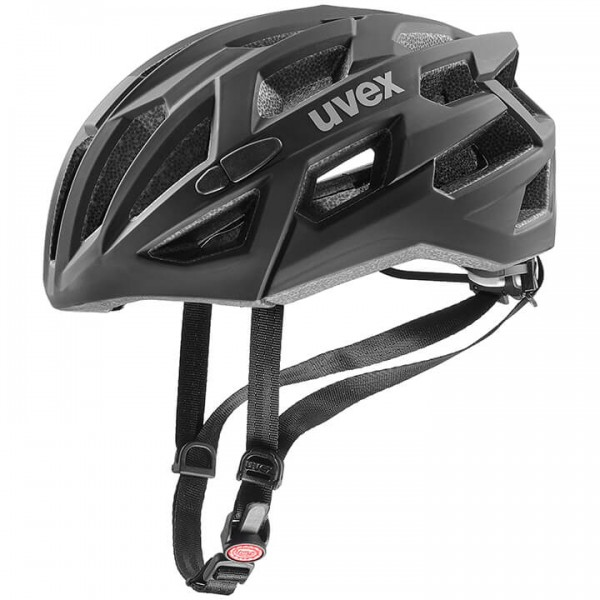 2019 UVEX Race 7 Road Bike Helmet black N7806E9343