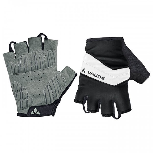VAUDE Active Cycling Gloves white - black G9651M4414