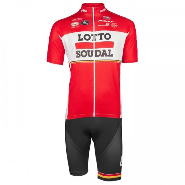 2017 LOTTO SOUDAL Set (2 pieces) V5950I4093