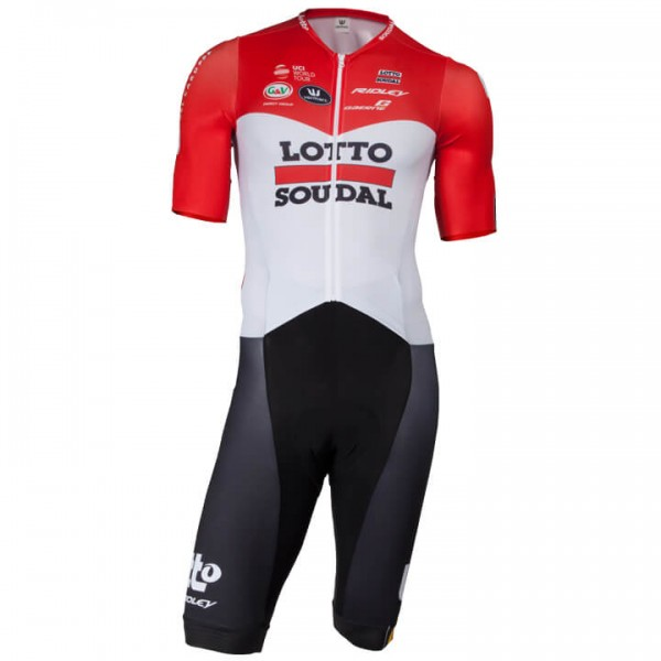 2018 LOTTO SOUDAL Race Bodysuit L7431E7914